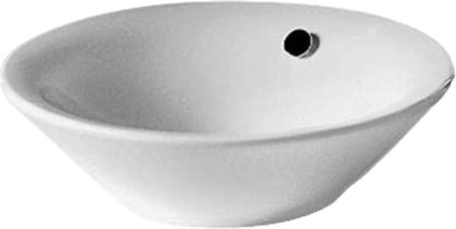 Duravit STARCK 1 Раковина, диаметр 53см, артикул 4085300001