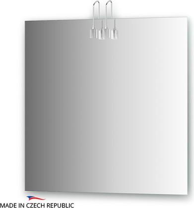 Зеркало со светильниками 75x75см Ellux ART-A2 0210