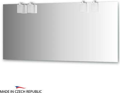 Зеркало со светильниками 160х75см Ellux BOL-A4 0219