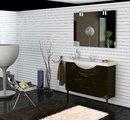 Verona SOLO Тумба напольная с раковиной, ширина 110см, 2 ящика, артикул SL206