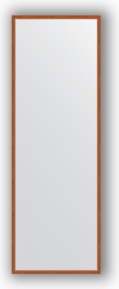 Зеркало 48x138см в багетной раме вишня Evoform BY 0705