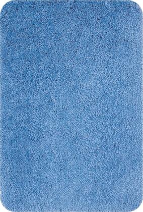 Коврик для ванной 60x90см синий Spirella HIGHLAND 1013081