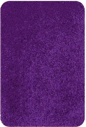 Коврик для ванной комнаты Spirella Highland, 60x90см, полиэстер/микрофибра, фиолетовый 1013077