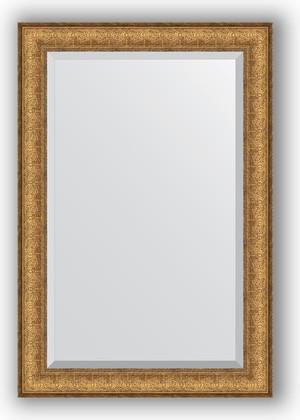 Зеркало 64x94см с фацетом 30мм в багетной раме медный эльдорадо Evoform BY 1273