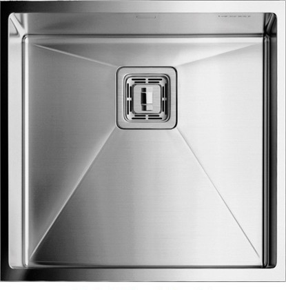 Кухонная мойка без крыла, нержавеющая сталь Omoikiri Taki-49-U 4993045