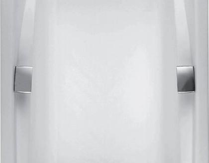 Ручки для ванны, белые Jacob Delafon REPOS / ADAGIO E75110-01R