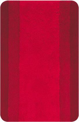 Коврик для ванной 60x90см красный Spirella Balance 1009213