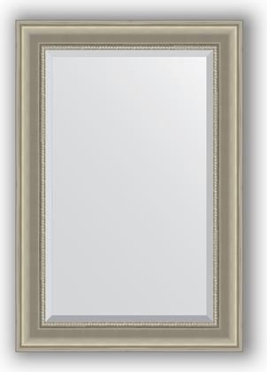 Зеркало 66x96см с фацетом 30мм в багетной раме хамелеон Evoform BY 1275