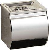 Держатель туалетной бумаги Connex TPS-10, с пепельницей, хром