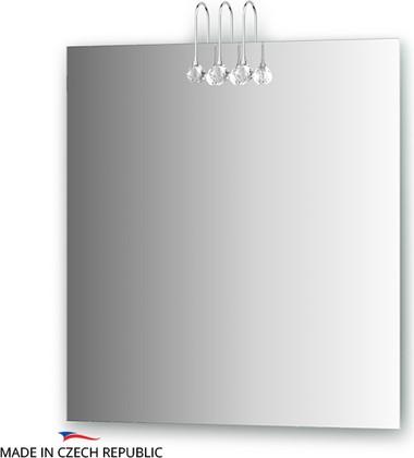 Зеркало 70х75см со светильниками Ellux CRY-C3 0209