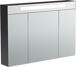 Verona SUSAN Шкаф зеркальный подвесной с подсветкой, ширина 110см, 3 дверцы, артикул SU608