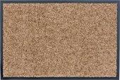 Коврик придверный 60х80см, песочный Golze Diamant 619-68-03