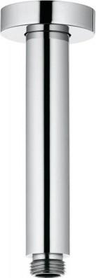 Душевой кронштейн потолочный, хром Kludi A-QA 6651505-00