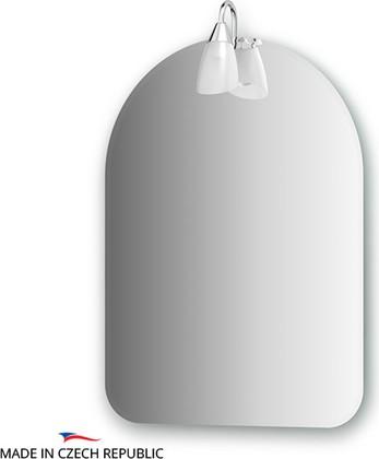 Зеркало со светильником 50x70см Ellux CLA-A1 0003