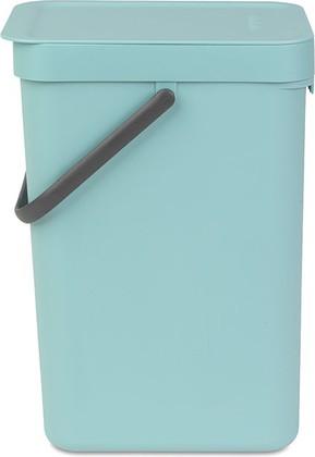 Ведро для мусора 12л Brabantia Sort&Go 109744