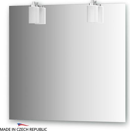 Зеркало со светильниками 80х75см Ellux TAN-A2 0211