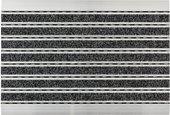 Коврик придверный Golze Elegant Mat, 40x60, резина, алюминий 1870-15-02