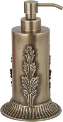 Ёмкость для жидкого мыла, бронза TW Murano TWMU BA108/OVTObr