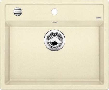 Кухонная мойка Blanco Dalago 6, без крыла, с клапаном-автоматом, гранит, жасмин 514592
