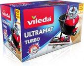 Набор для уборки Vileda Ultramat Turbo, педальный отжим 140827