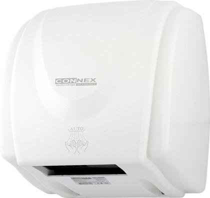 Автоматическая сушилка для рук, белая Connex HD-1800A