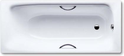 Ванна стальная 170x75см с отверстиями для ручек Kaldewei SANILUX STAR 343 1133.0001.0001