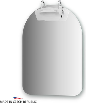 Зеркало со светильником 50х70см, Ellux MOD-G1 0003