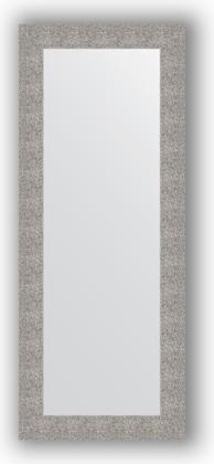 Зеркало в багетной раме 60x150см чеканка серебряная 90мм Evoform BY 3119