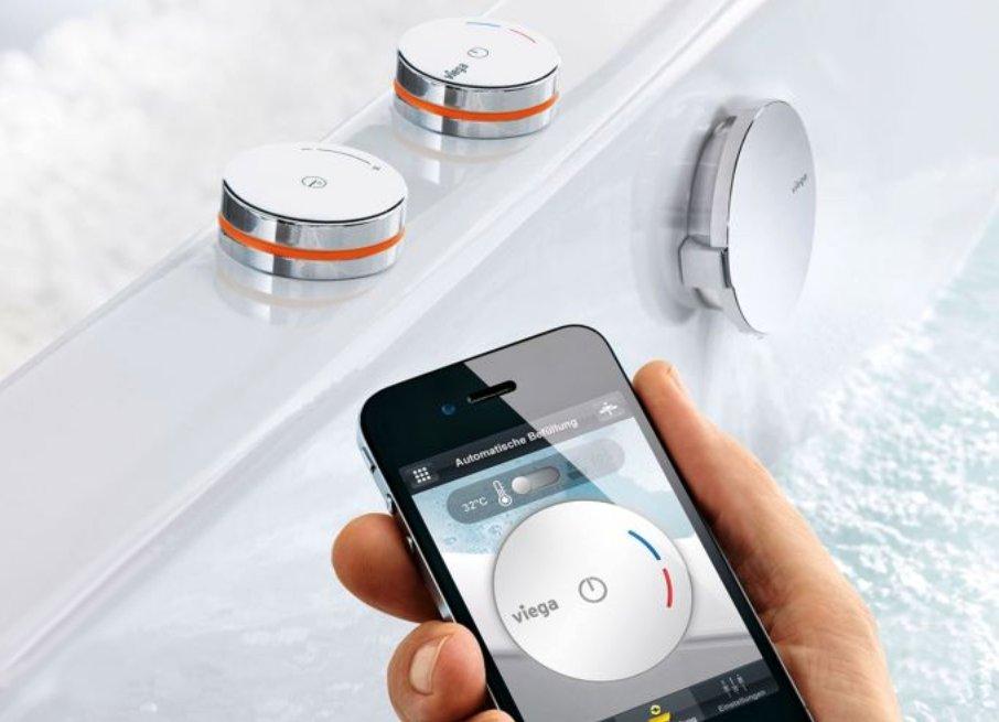 Как маленькие ванные комнаты могут выглядеть большими. Информационно-технологические инновации часто выглядят компактнее