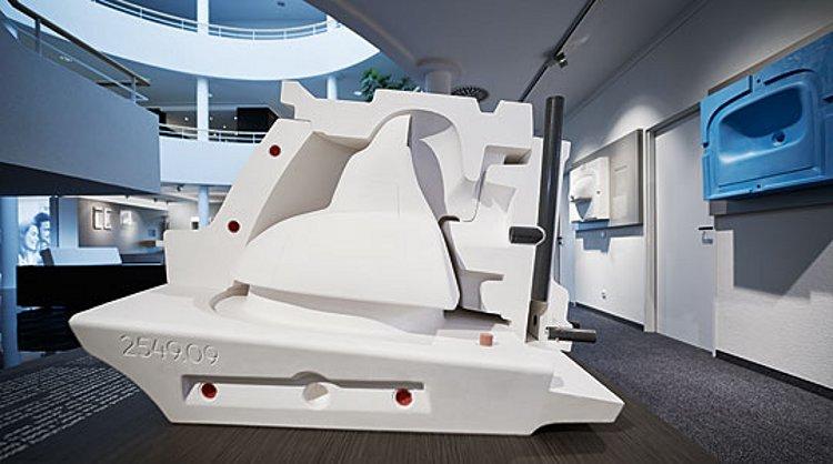 Техноцентр Duravit в Мейсене (Германия), где можно познакомиться с технологиями и инновациями в сфере санкерамики