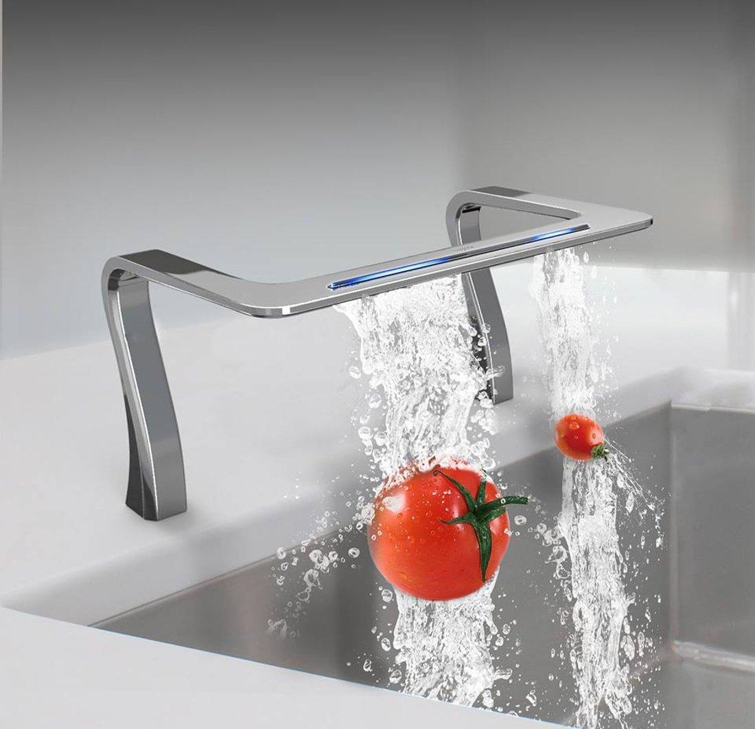 Кухонный смеситель Water Curtain