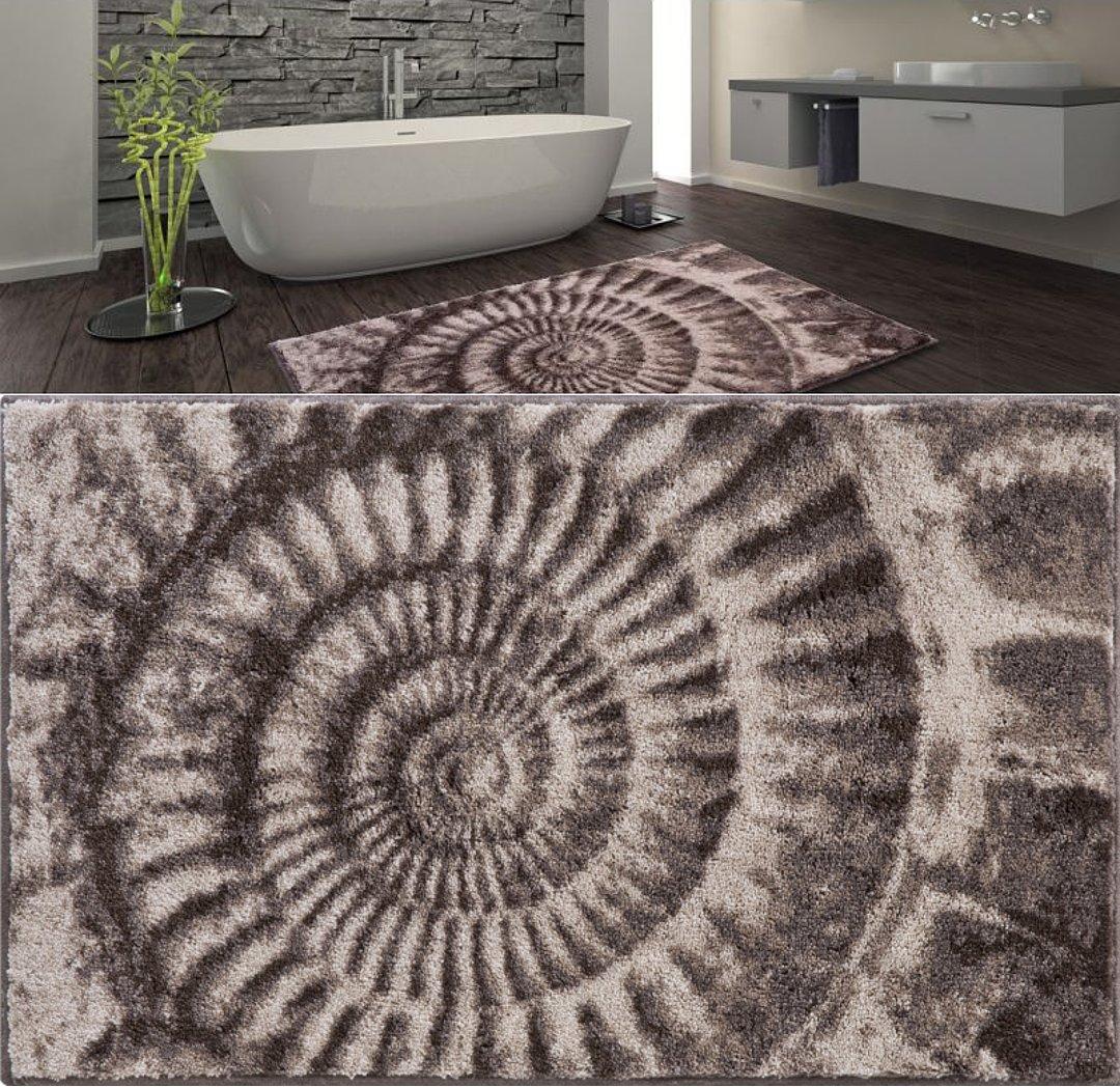Коврик для ванной из коллекции AMMONA от Grund 2017 года: в интерьере и отдельно
