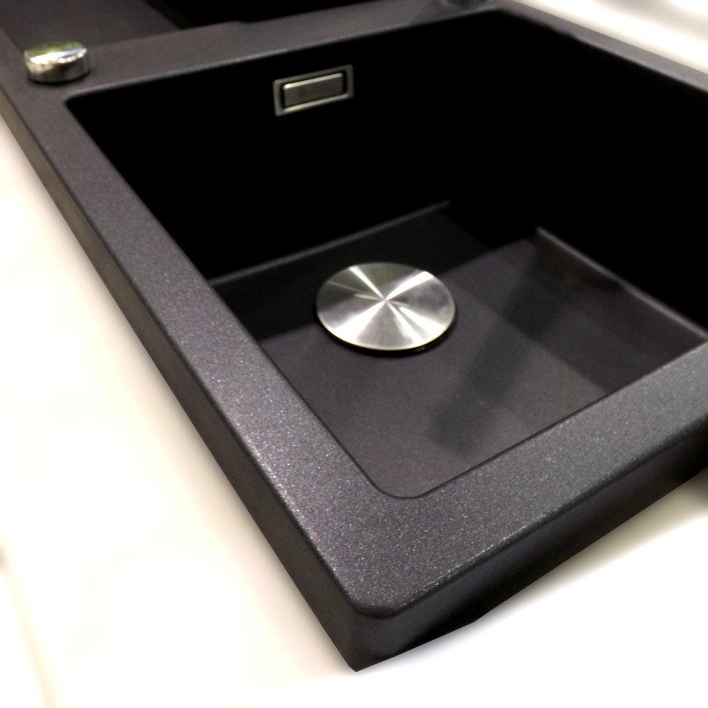 Кухонная мойка Blanco из материала SILGRANIT на выставке МЕБЕЛЬ-2013
