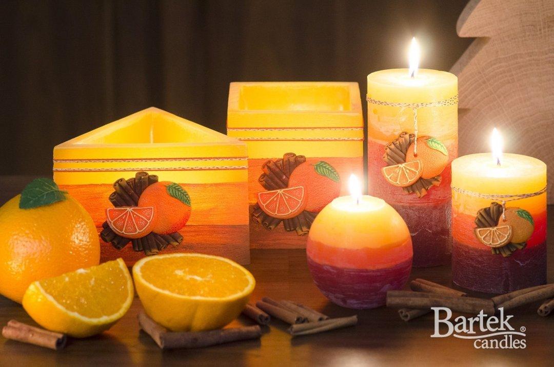 Ароматические свечи от Bartek Candles