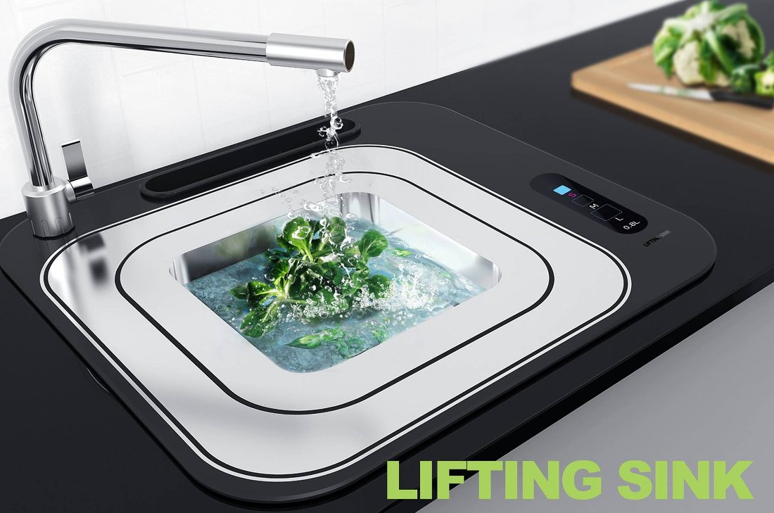 Кухонная мойка Lifting Sink