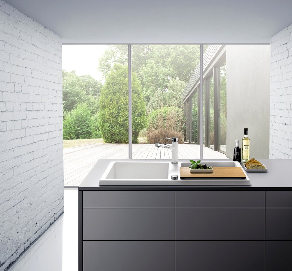 Кухонная мойка Blanco ADON XL 6S  с разделочной доской