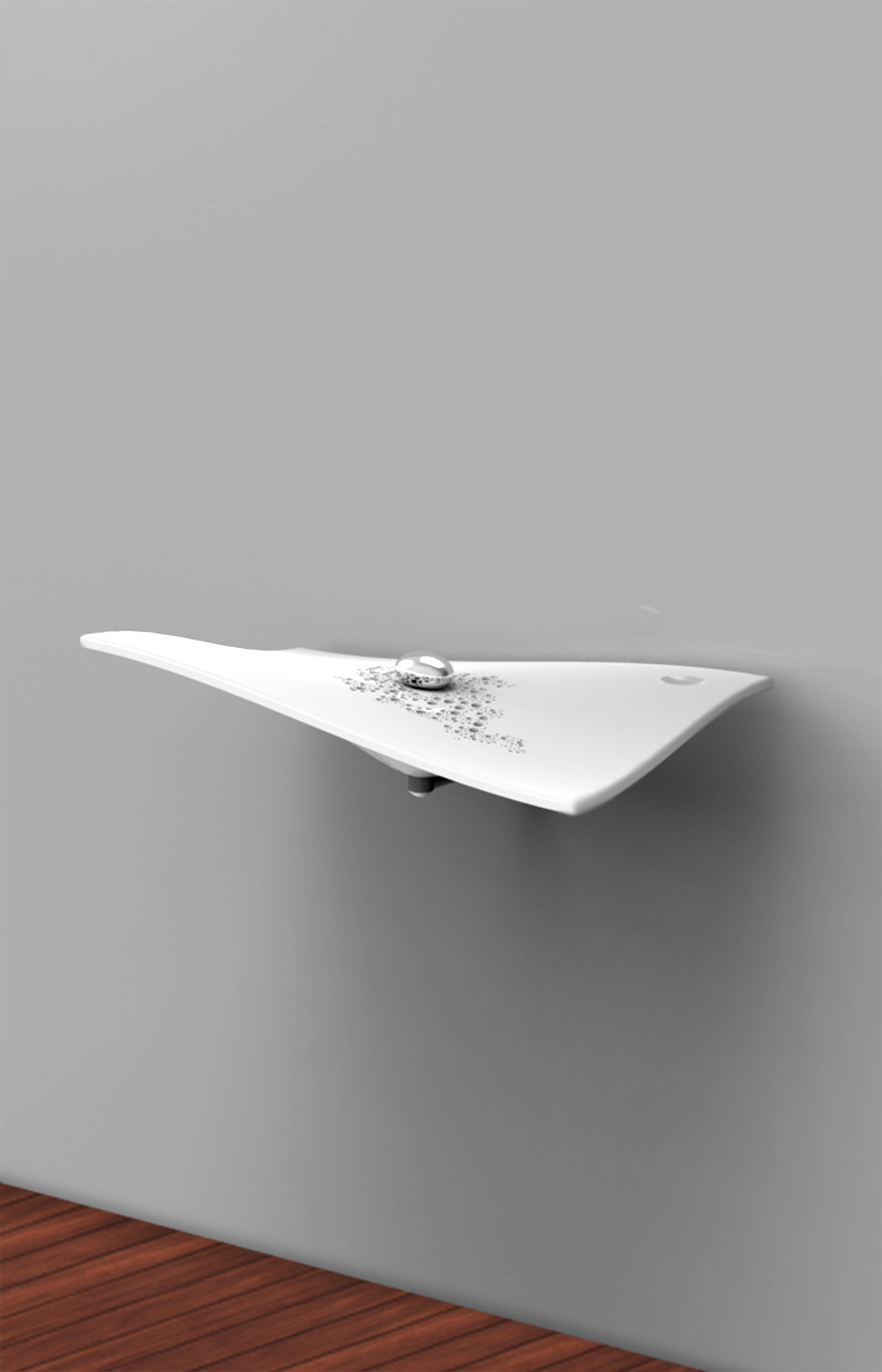 Проект Puro, избранный в пятёрку лучших на конкурсе Hansgrohe Award 2014: Efficient Water Design