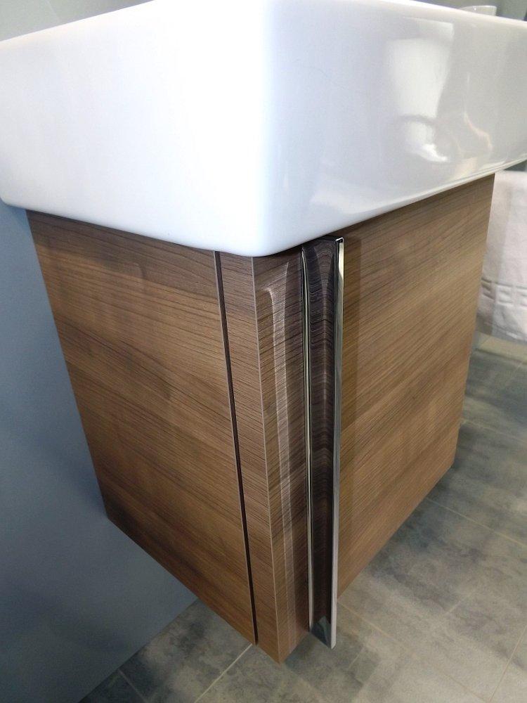 Мебель и санкерамика для ванной из коллекции Duravit VERO на выставке MosBuild 2014 - вид К