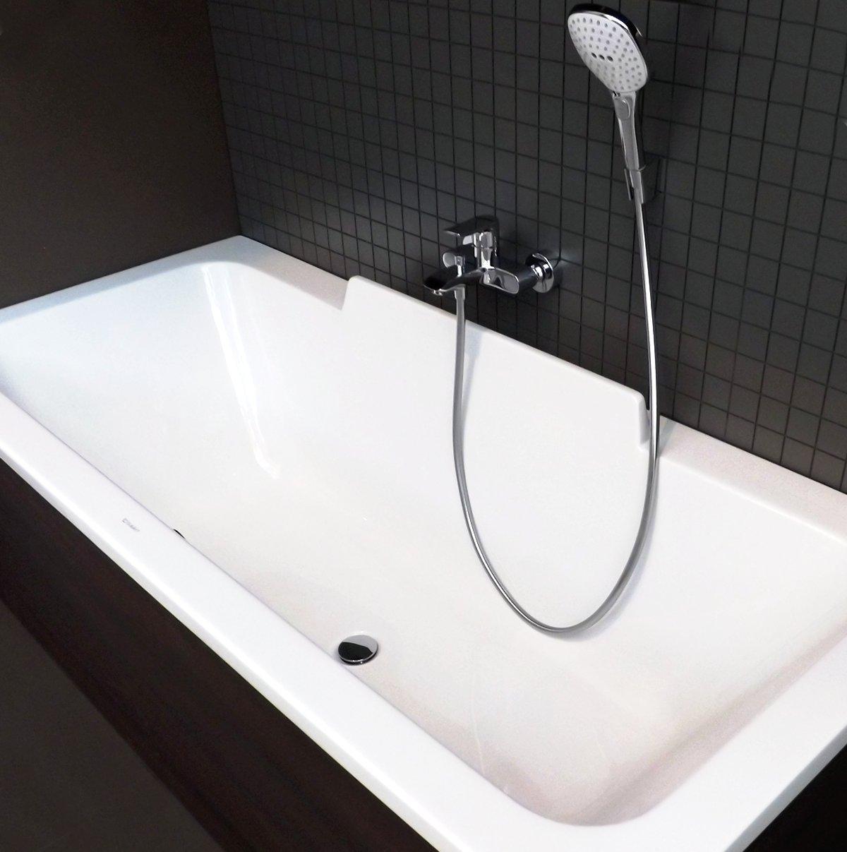 Пристенная ванна от Duravit на выставке MosBuild 2014