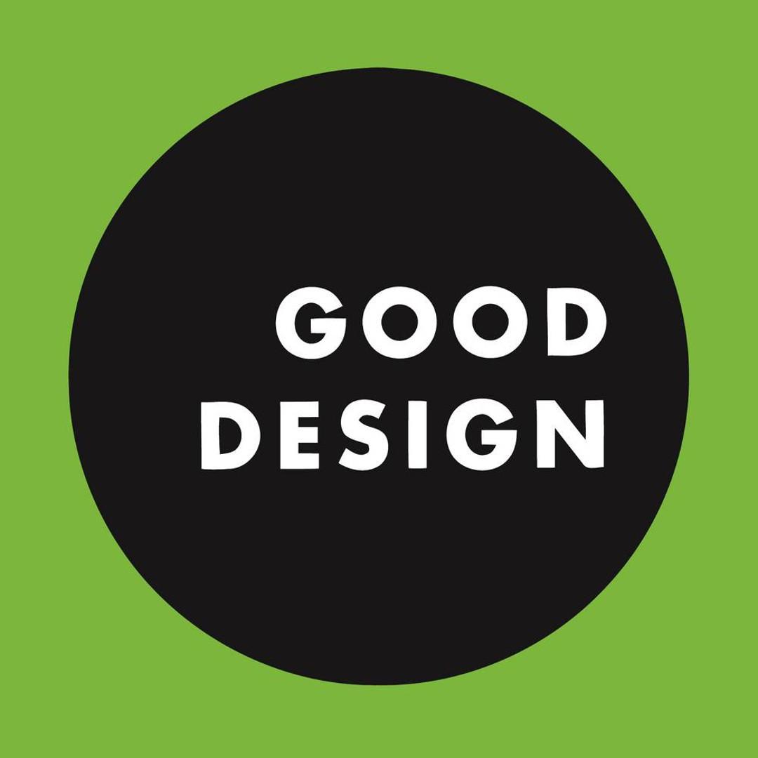 Логотип премии от Good Design, которой были удостоены производители продукции Kaldewei