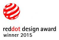 Логотип RedDot Product Design Award 2015