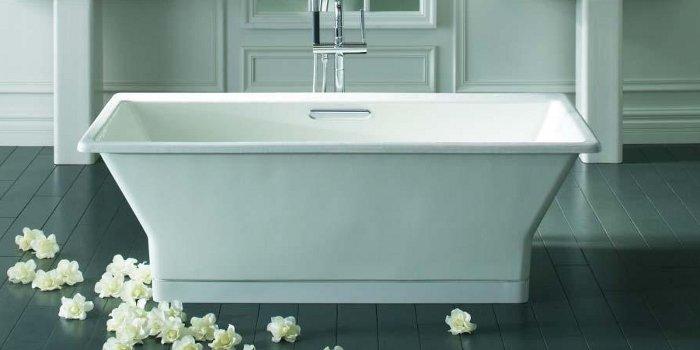 Чугунные ванны от - Якоб Дэлафон - (Jacob Delafon): настоящее новое - это приятно незабываемое новое