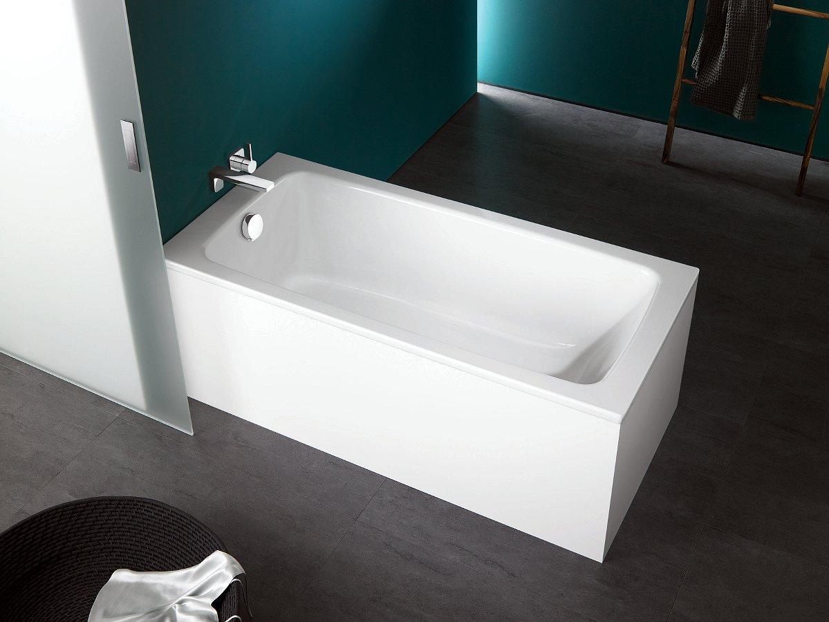 Стальная эмалированная ванна Kaldewei Cayono. Вид Б