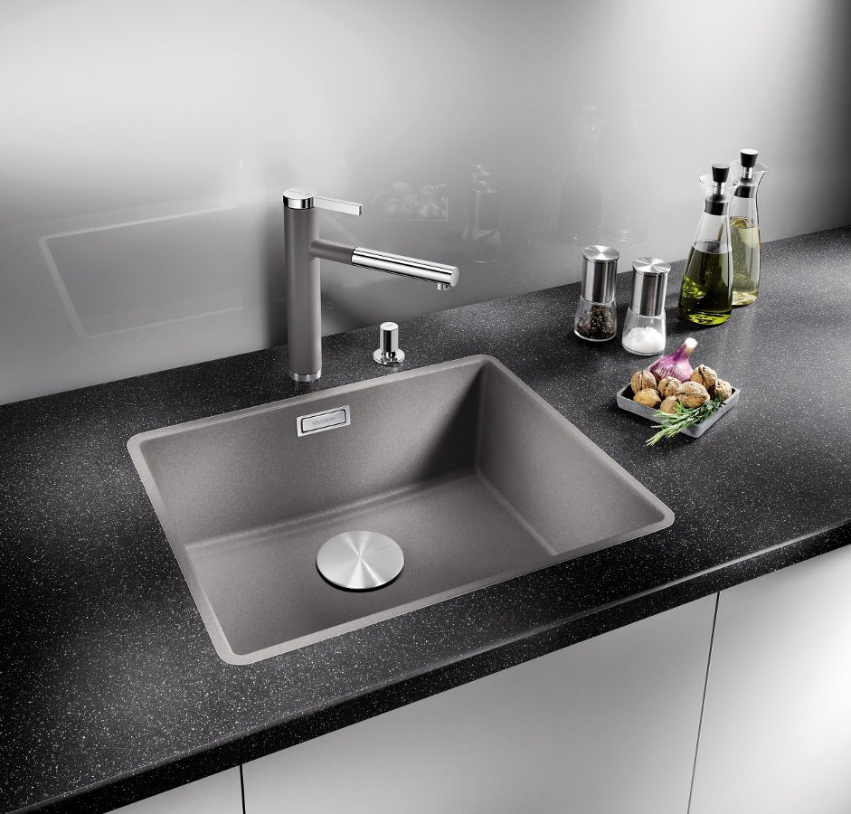Кухонная мойка Blanco из коллекции SUBLINE F-серии