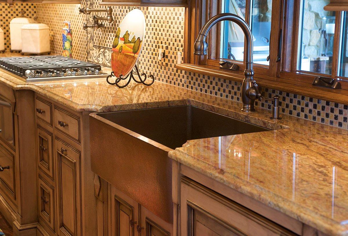Кухонная мойка Copper Kitchen Sinks