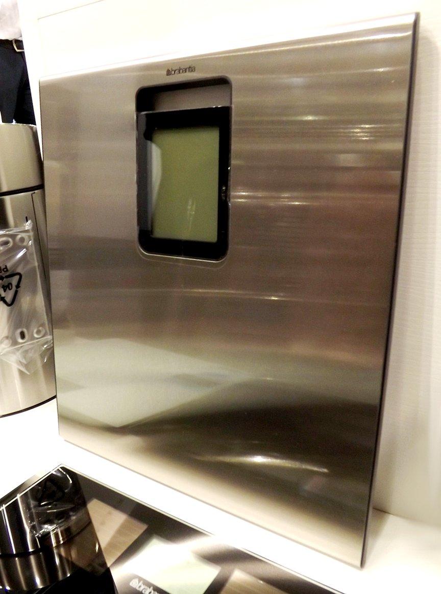 Напольные весы Brabantia на выставке HouseHoldExpo 2014
