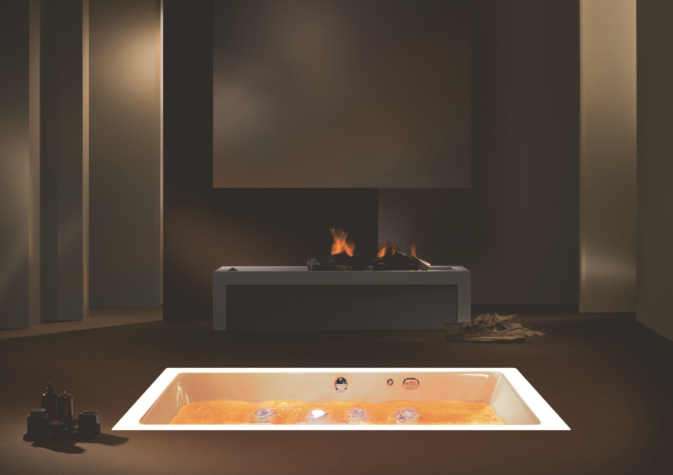 Встроенная ванна от Kaldewei