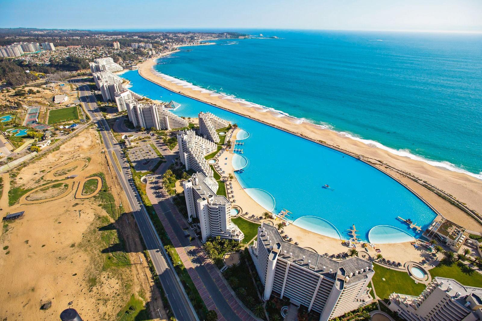 Бассейн в San Alfonso del Mar