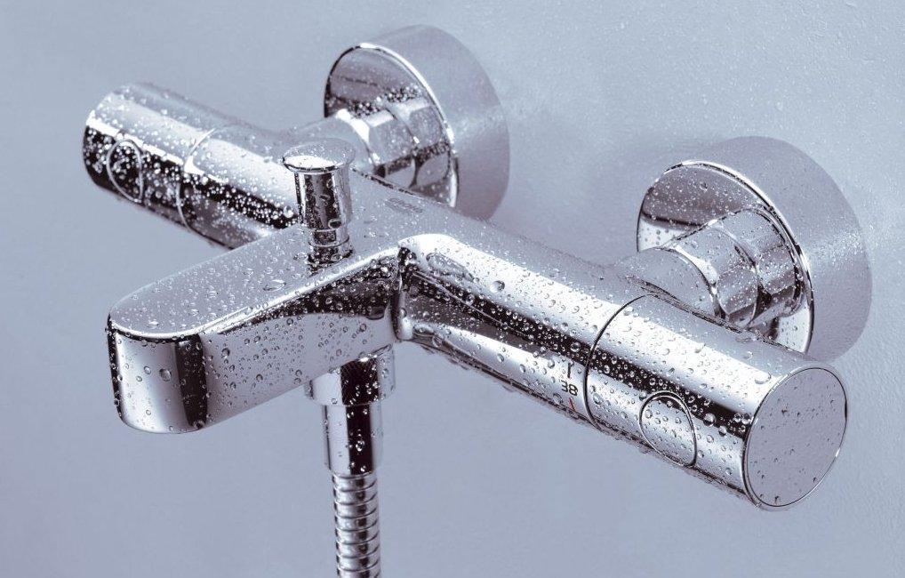 Термостатический смеситель GROHTHERM 1000 Cosmopolitan M от Grohe 2015 для ванны